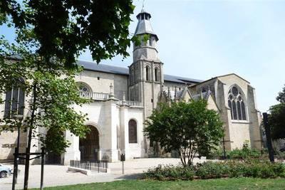 Le quartier de Saint Seurin