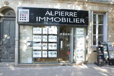 L'agence Alpierre Immobilier