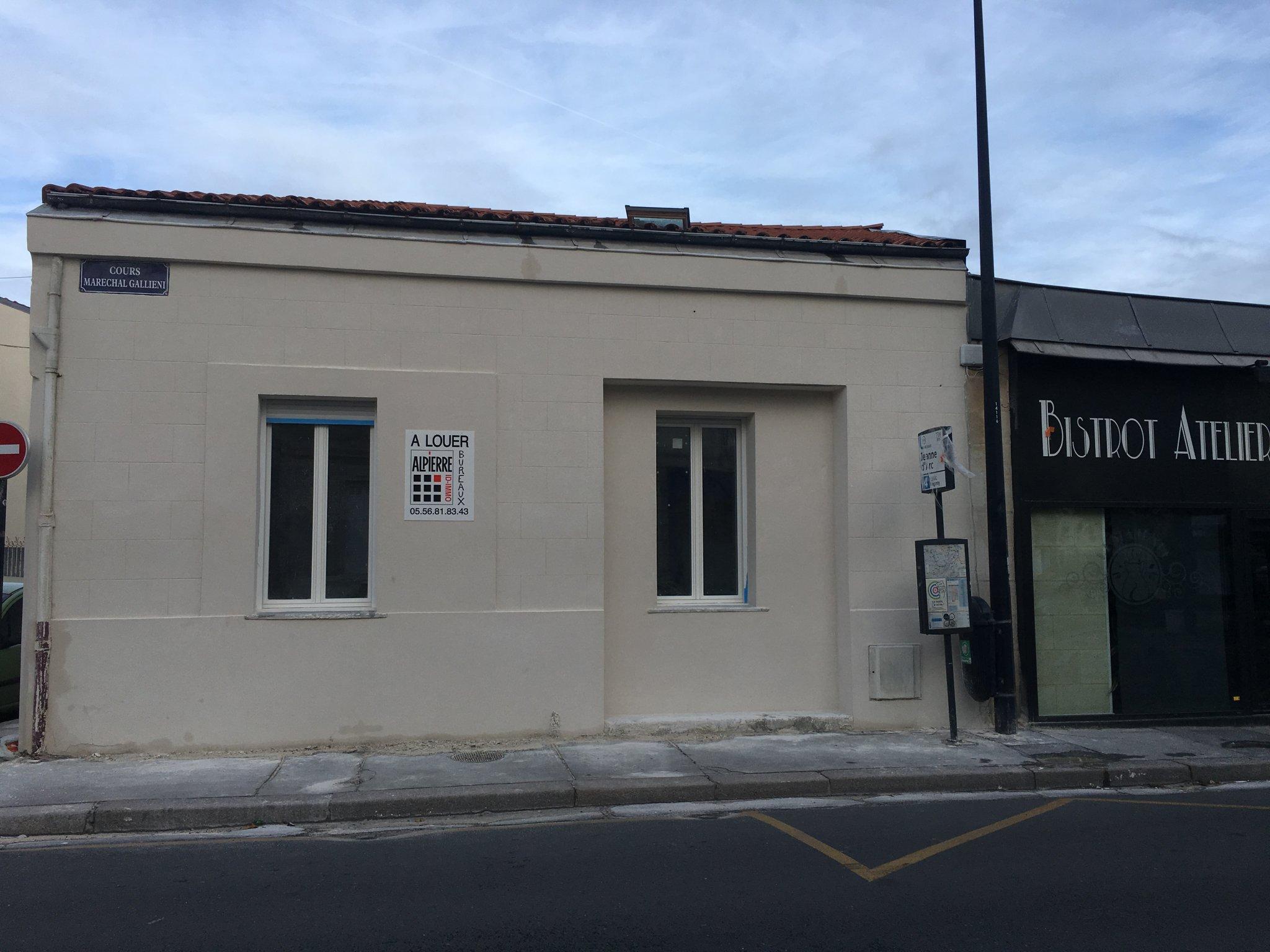 Bureau - Bordeaux
